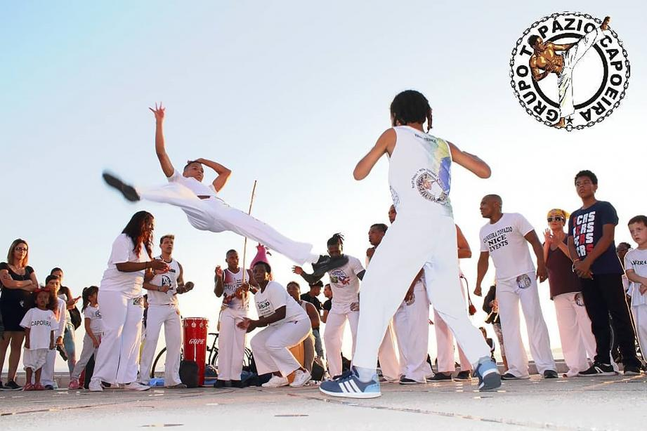 La capoeira est désormais placée sous le giron de la fédération française de karaté.(DR )