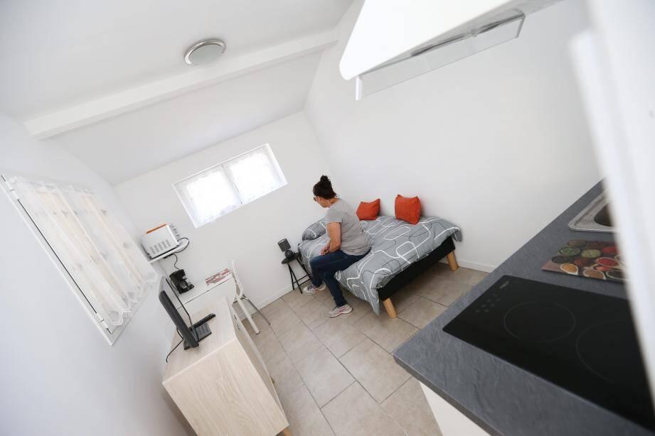 De nouveaux appartements avaient été inaugurés en septembre 2017 au Mas Saint-Vincent.