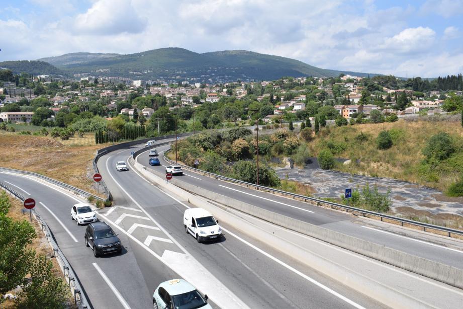 Coup dur pour le projet de prolongement, qui devait relier les RD9 et RD2562.