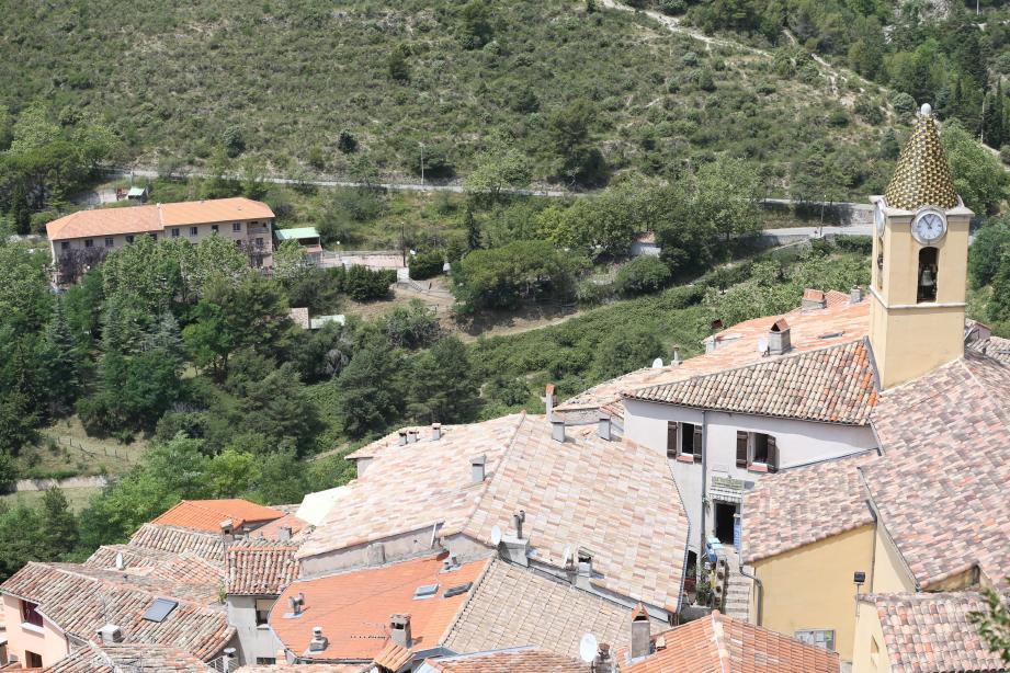 Au village de Sainte-Agnès, le projet de centre pour jeunes étrangers isolés est prévu dans l'ancien centre de loisirs Orméa.