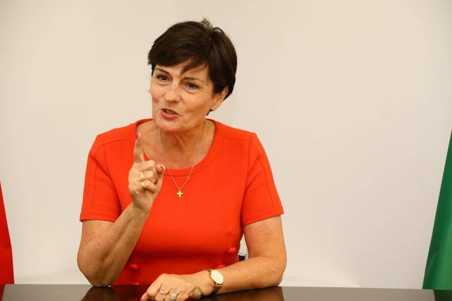 Christine Lequilliec.