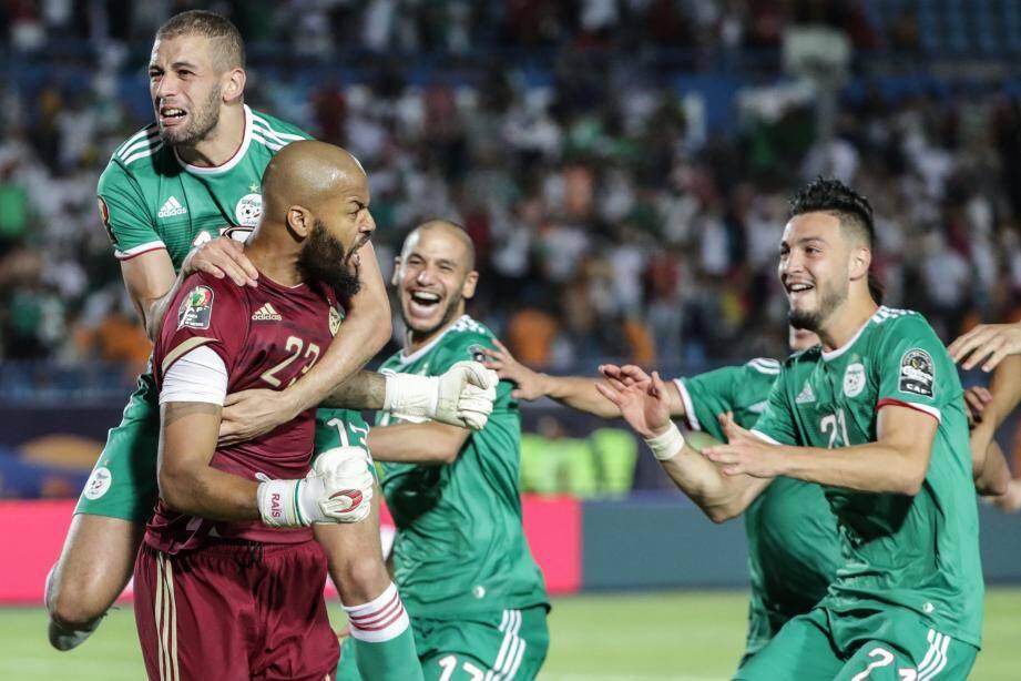 Raïs Mbolhi a arrêté un penalty et offert la qualification.
