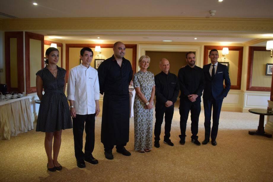 Le Beef Bar, la Cantinetta, Sonq Qi, Joël Robuchon Monte-Carlo font partie des restaurants partenaires.