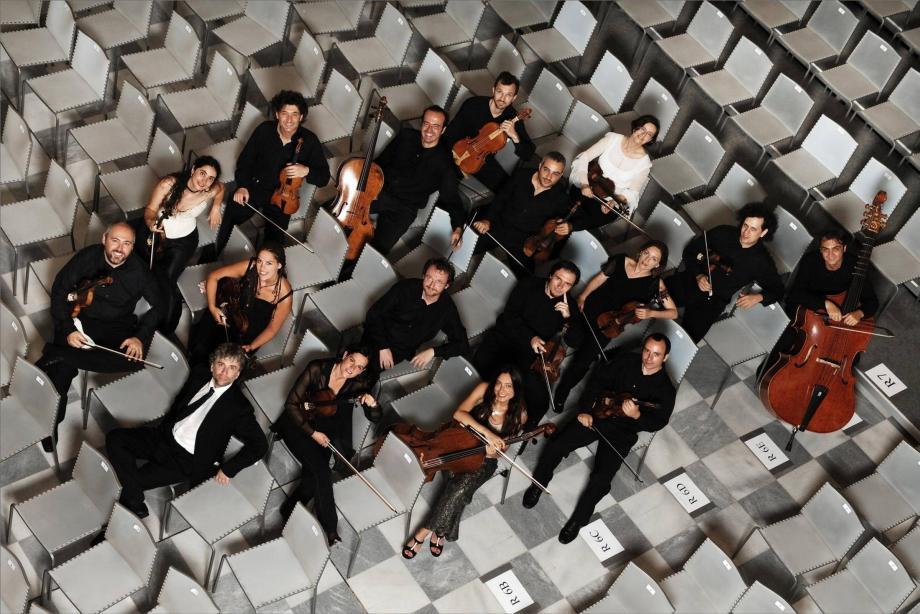 L'Ensemble Baroque de Monaco est dirigé par Matthieu Peyrègne. (DR)