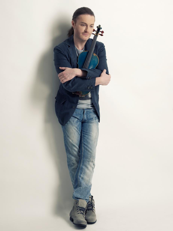 Le violoniste tchèque, Pavel Sporcl, mettra à l'honneur la musique tzigane ce soir.