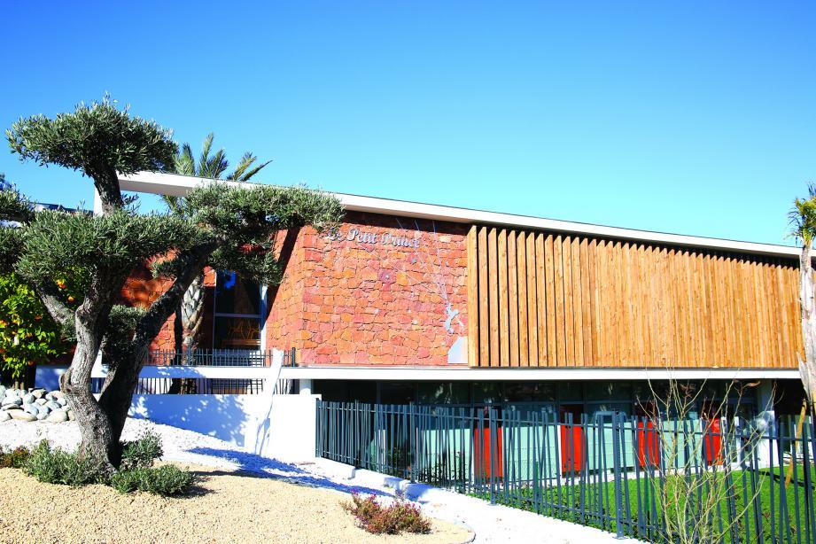 Le centre maternel Le Petit Prince a obtenu le label BDM argent, Bâtiment durable méditerranéen.(DR)