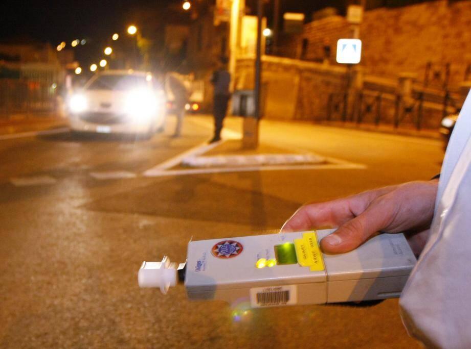 Le conducteur éméché écope de 1000€ d'amende.