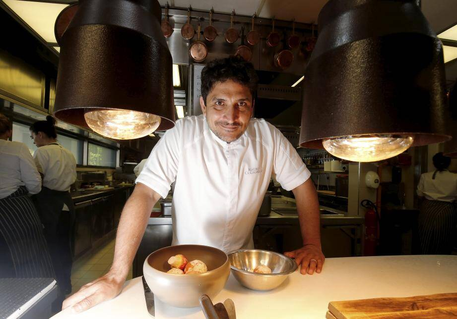Il s'est installé à Menton à l'âge de 29 ans. Treize ans plus tard, le Mirazur est considéré comme le meilleur restaurant du monde.