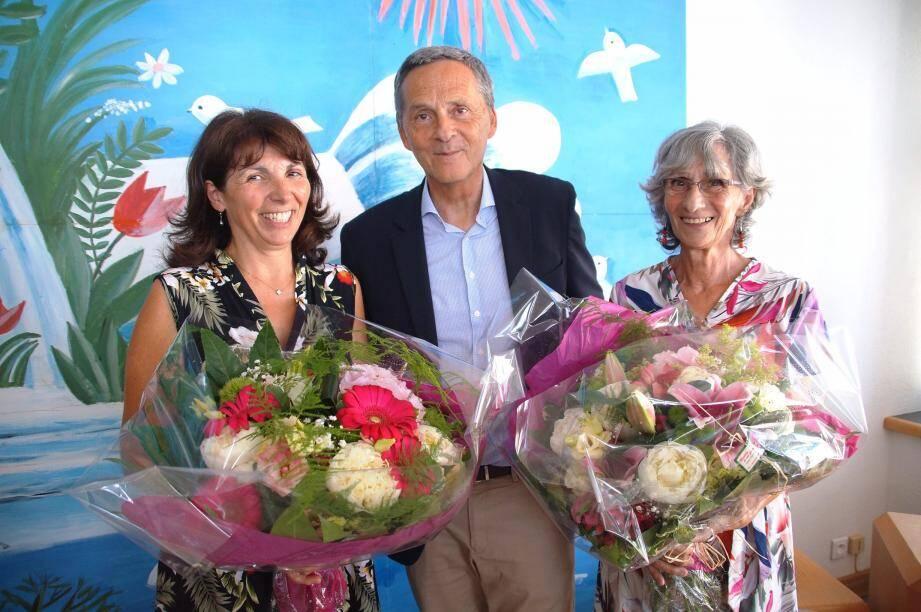 Presque 50 ans à elles deux au service des Cap-d'Aillois : Christiane Bordas et Michelle Berton ont tiré leur révérence pour partir en retraite.