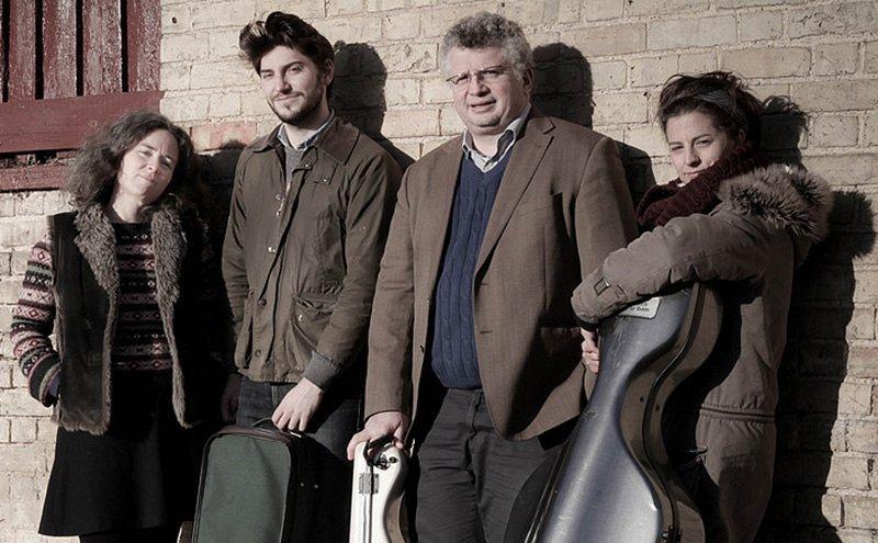 Le plus ancien des quatuors anglais donnera deux concerts aujourd'hui et jeudi.