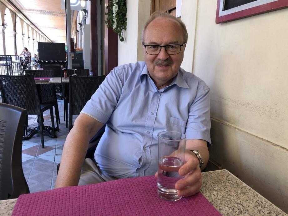 Le journaliste Frédéric Laurent prévoit de réaliser cinq documentaires sur l'histoire de la musique à Monaco. Vaste programme…