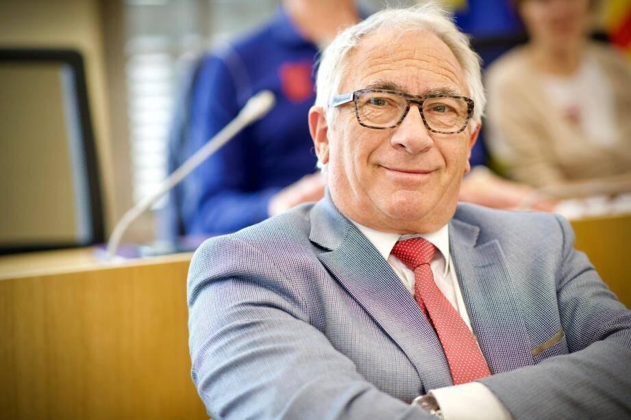 Gérard Delhomez (à gauche) et Jean-Claude Zejma, par communiqué séparé, ont fait part de leur sentiment sur l'annulation du prolongement de la pénétrante.