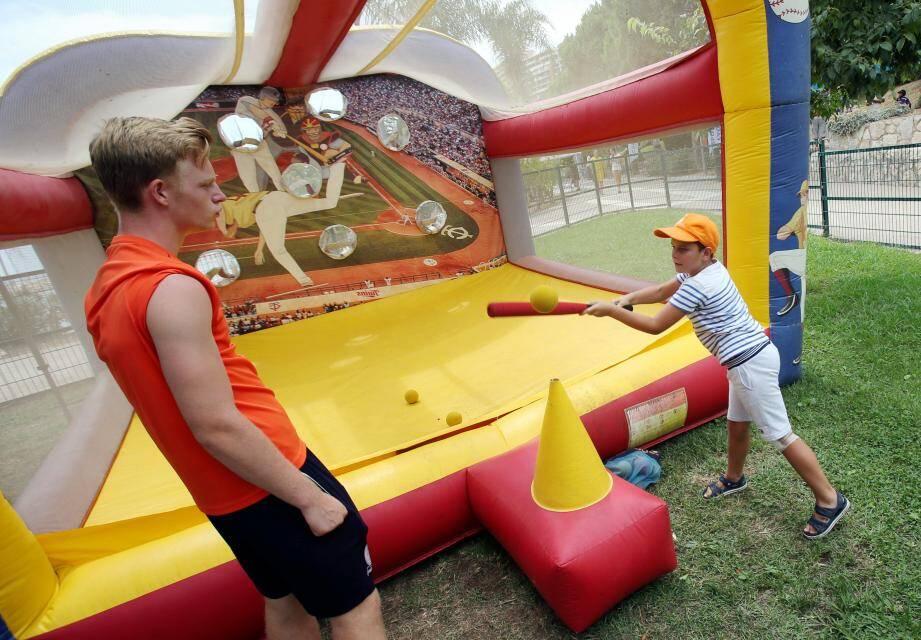 Toutes les activités sportives proposées sont gratuites.