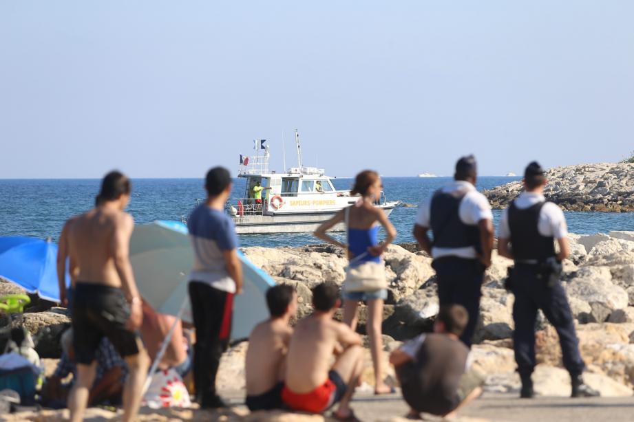 Environ 300 personnes ont été évacuées le temps de l'intervention.