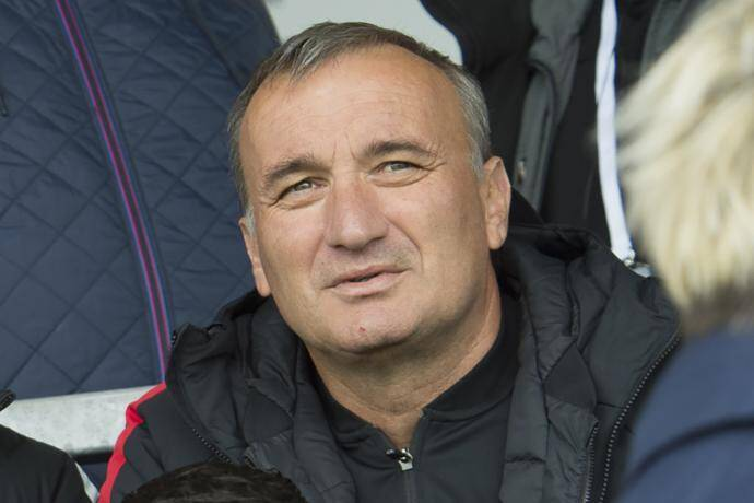 Bertrad Reuzeau, a passé une dizaine d'année au PSG.
