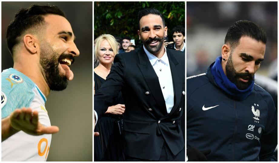 Du rire aux larmes, la dégringolade d'Adil Rami depuis juillet 2018.