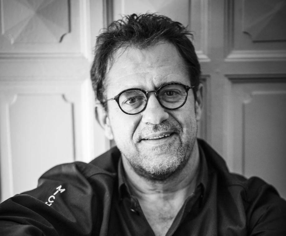 Michel Sarran, chef deux étoiles Michelin à Toulouse et membre du jury Top Chef depuis 5 ans sur M6.