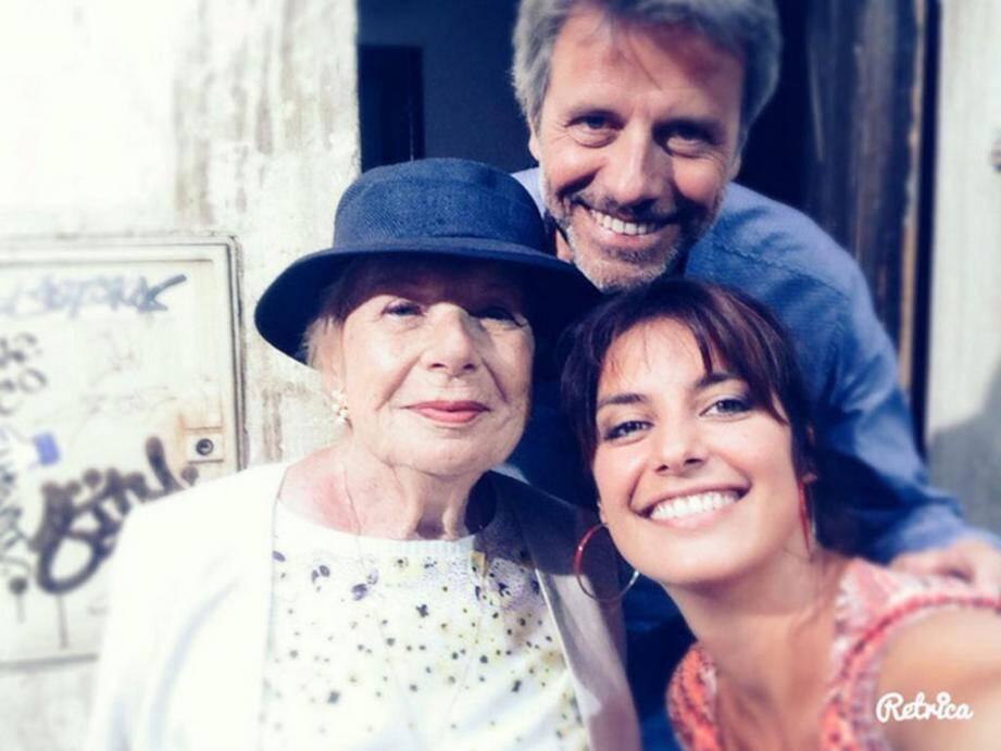 Alix Mahieux a joué dans Plus belle la vie entre 2013 et 2015 le rôle d'Yvette Régner, la belle-mère de Mélanie Renato, incarnée par la populaire Laetitia Milot.