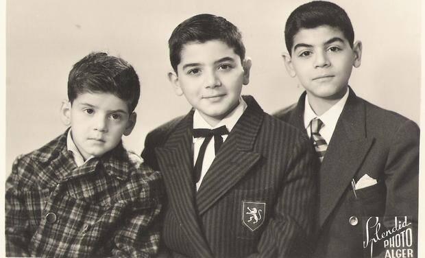 Alain, Robert et Serge, les trois personnages du documentaires suivis par Laura Sahin.