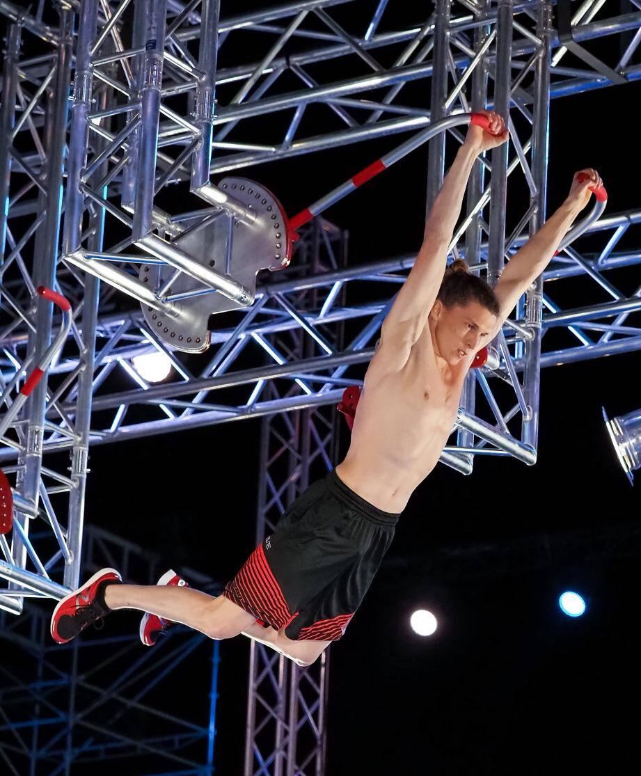 Thomas Hubener, gymnaste au Cirque du Soleil est déterminé à faire mieux que les deux fois précédentes.