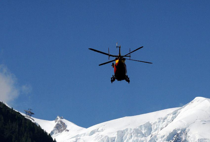 Un alpiniste est mort dans le massif du Mont-Blanc.
