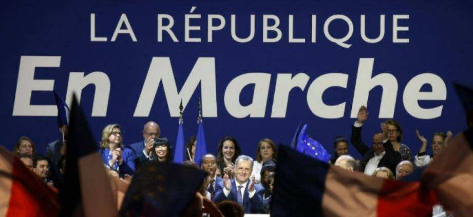 La République en Marche a investi 37 nouveaux candidats.