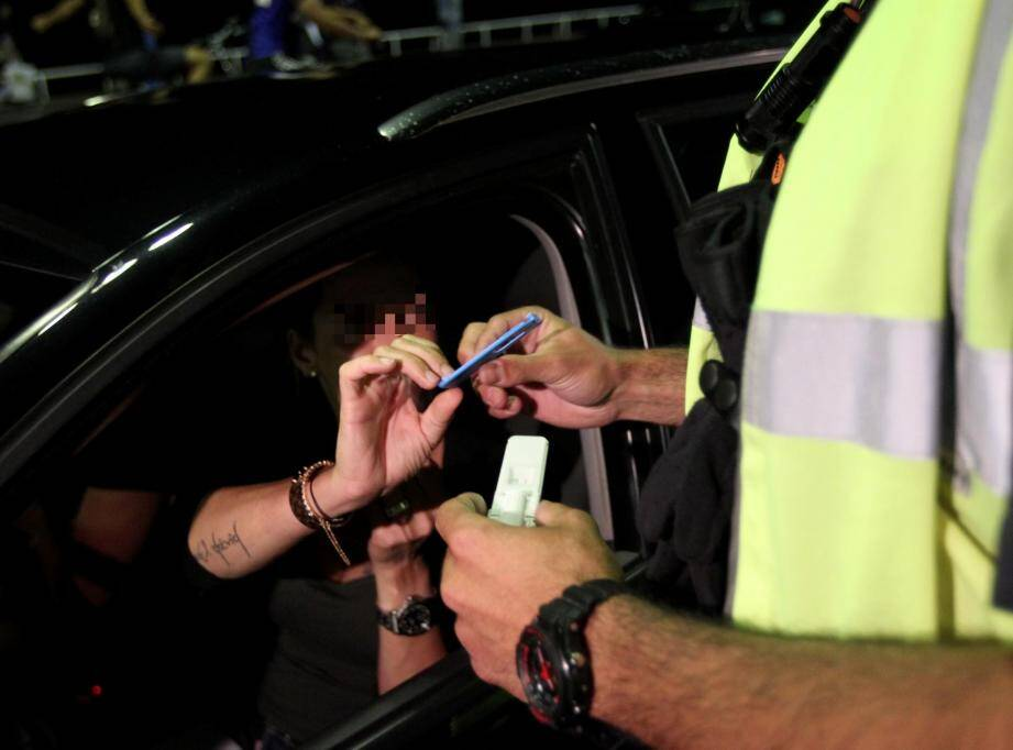 Tous les prévenus ont été condamnés pour conduite sous l'emprise de l'alcool.