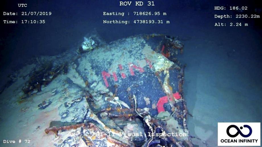 Un demi-siècle après le drame, l'épave du sous-marin La Minerve, disparu en 1968 avec 52 hommes à bord, a été retrouvée dimanche au large de Toulon