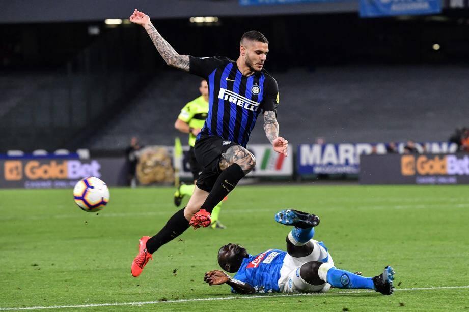 Mauro Icardi devrait quitter l'Inter cet été.