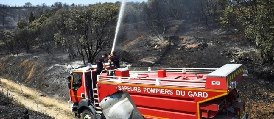 Trois nouveaux départs de feu se sont déclarés dans le Gard ce vendredi après-midi. A peine quelques jours après un autre incendie ravageant plus de 500 hectares en début de semaine.