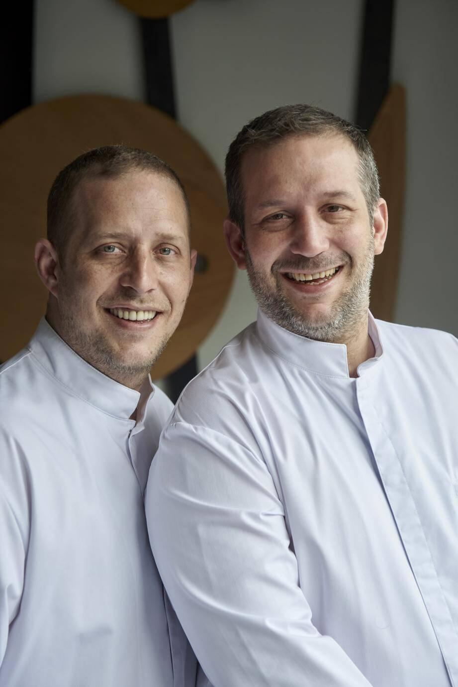 Mickaël et Gaël Tourteaux, deux étoiles au Michelin, ne sont pas épargnés.(DR)