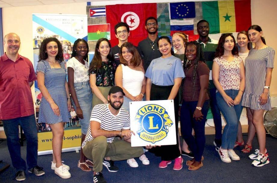 Une quinzaine d'élèves s'est installée au CIV pour cette 31e session organisée par l'UDEL.