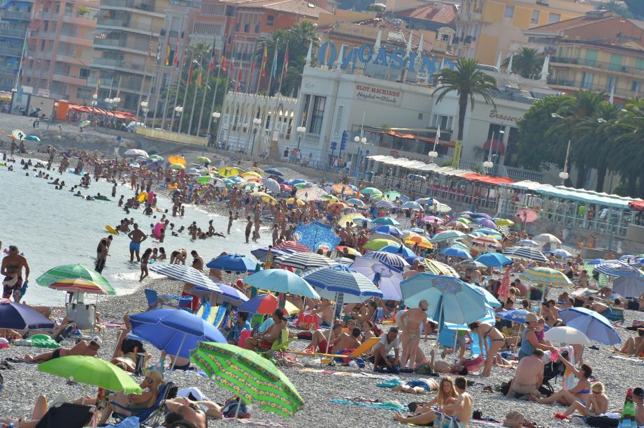 La prudence sur les plages est également de mise.
