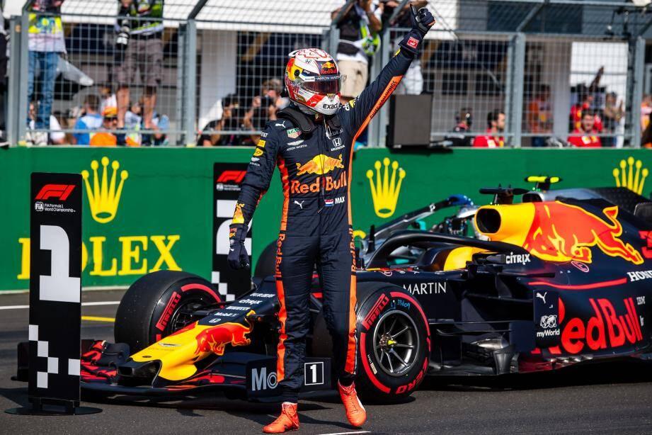 Vainqueur en Autriche et en Allemagne, Max Verstappen prolonge son impressionnante récolte estivale au Hungaroring : première pole position !