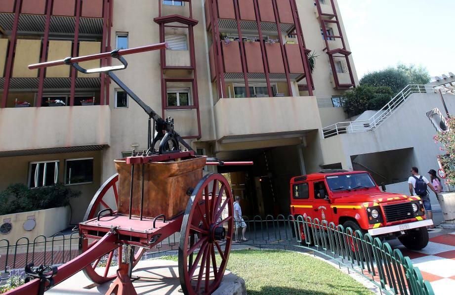 Les sapeurs pompiers sont intervenus 869 fois en juin et 947 fois en juillet. Un record.