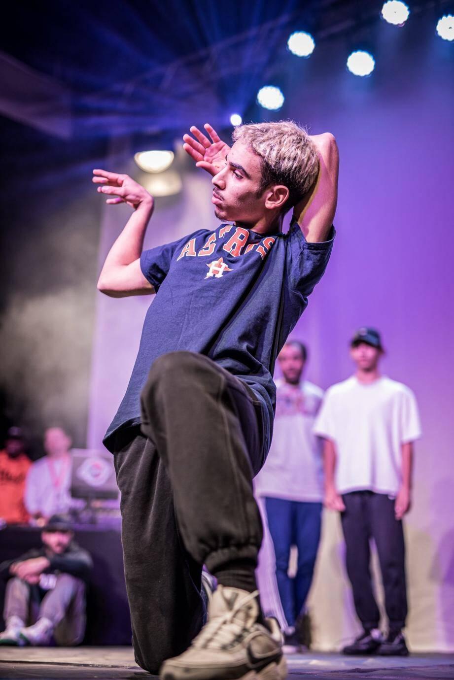 Les figures de hip-hop seront légion.(L.Boxitt)