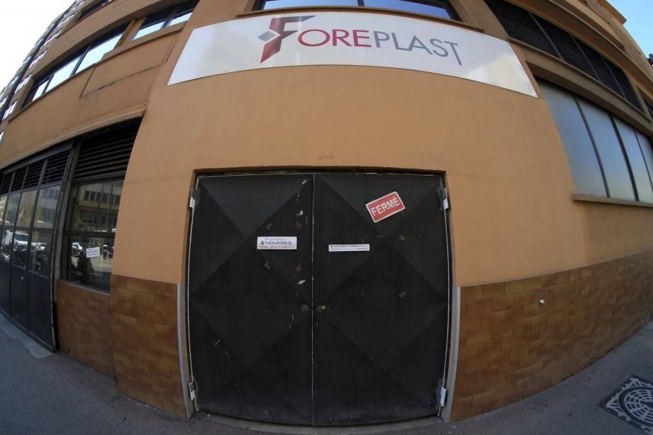 Cet été, les salariés de Foreplast ont découvert que les serrures avaient été changées.