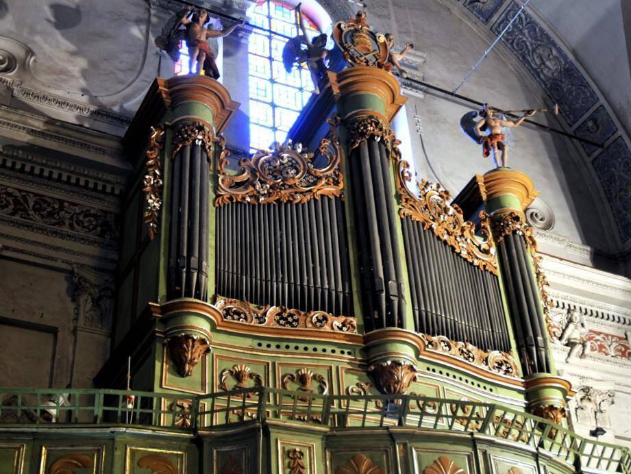 L'événement, qui en est à sa 19e édition, propose trois concerts gratuits, autour de l'orgue Grinda de l'église de L'Escarène.
