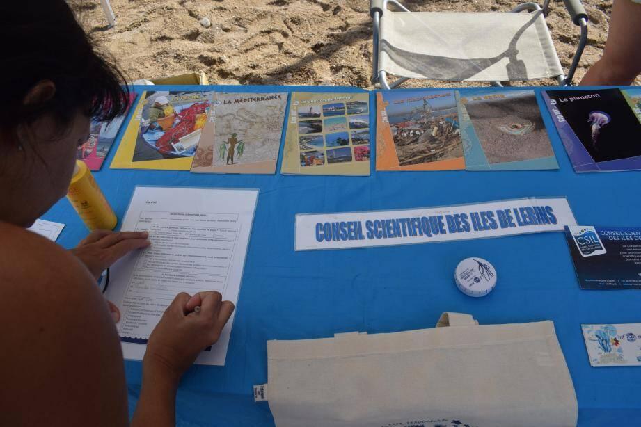 L'association intervient quatre fois durant la campagne, à Mandelieu-la-Napoule et Cap-d'Ail.