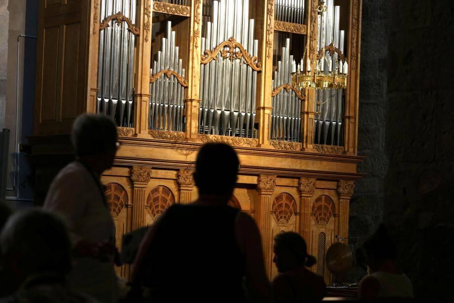 Le concert prend place à Notre-Dame-de-l'Assomption.