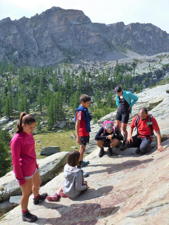 Christian, Carole et leurs enfants, Camille, Alexandre et Charlotte sont unanimes : « Le guide est super et la visite magique. »