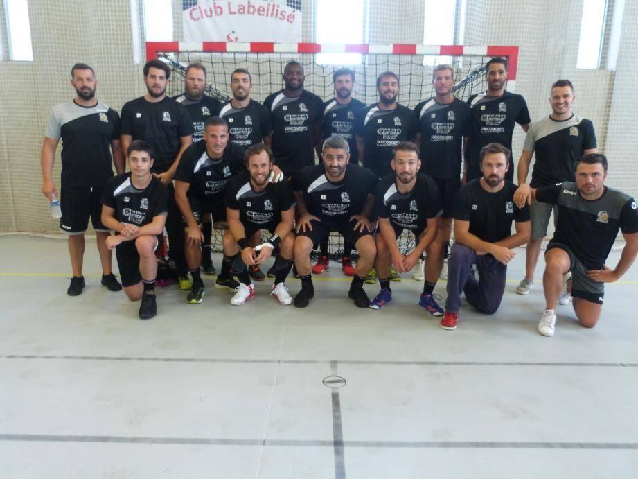 Les handballeurs dracénois ont effectué deux bons galops d'entraînement face aux amis Grassois.