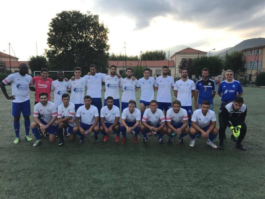 Le FCA s'est imposé à Vence en match amical.