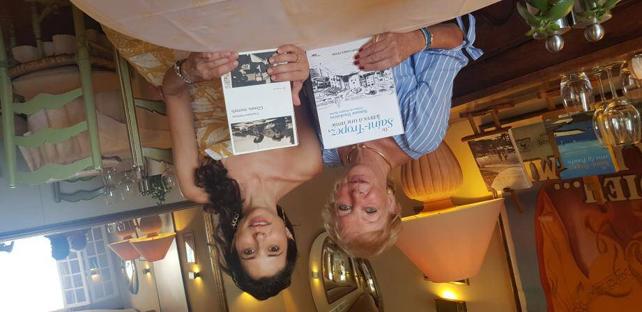 Simone Duckstein, qui accueillera Charlotte Hellman vendredi prochain, signera aussi son propre livre, «Lettres à une amie».