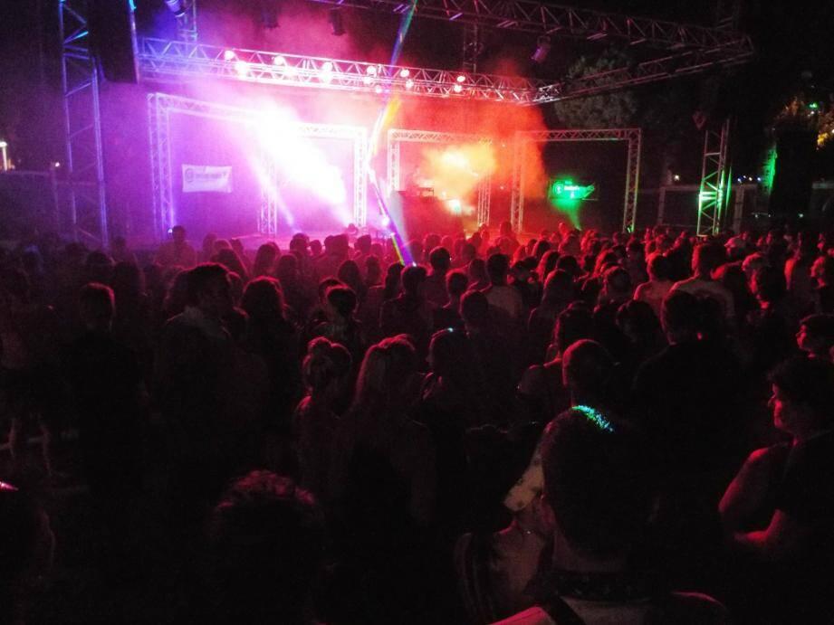 La dernière Summer DJ's Party de l'été est programmée samedi soir au Théâtre de la mer.