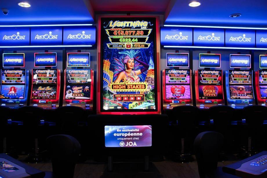 C'est en jouant sur les machines à sous du Lightning Link Lounge que les trois gagnants ont touché le jackpot.(DR)