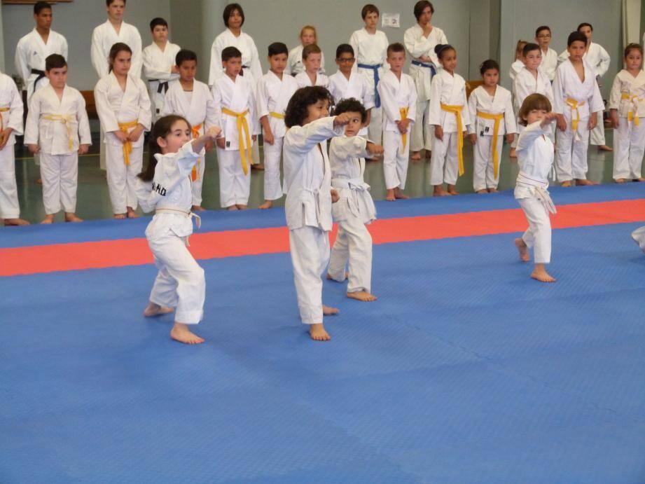 Les adeptes de la discipline sont impatients de retrouver les tatamis.