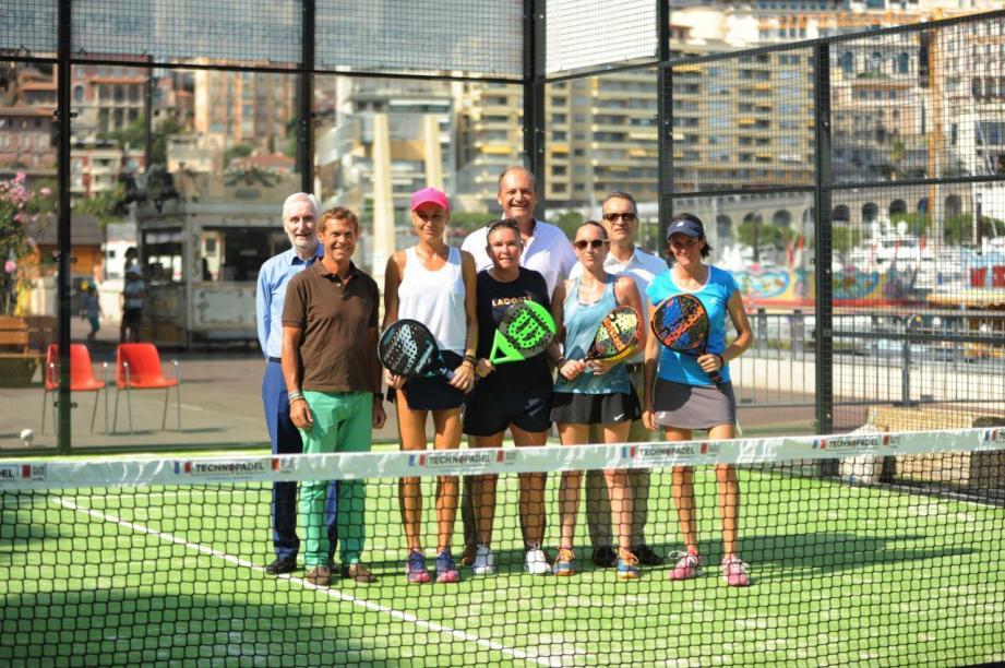 Dans la catégorie féminine, Raluca Sandu et Alexia Dechaume ont remporté la victoire.