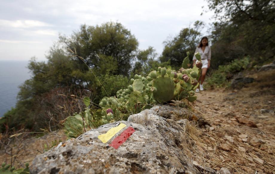 Une ceinture végétale extraordinaire autour de Nice. Lou camin nissart va devenir une attraction sportive, ludique, végétale, méditative pour les Niçois et les touristes.