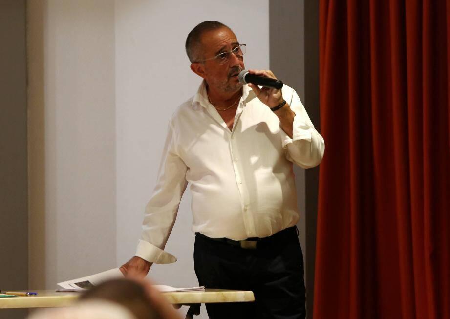 Alain Benedetto